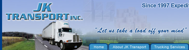 A Premier Detroit Michigan Trucking Company